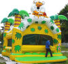 Inflatable Bouncer / Bouncer House / Inflatable Dragon 0.55mm PVC Tarpaulin Bouncer