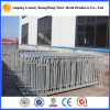 Galvanized/Coated Steel Barricade Crowd Safety Barriers Cheap Crowd Control Barriers