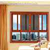 Aluminium Frame Sliding Window with Flyscreen (FT-W132)