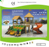 Kaiqi Small Colorful Wooden Series Outdoor Children′s Playground (KQ10152A)