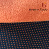 Polar Fleece Bonded with Mesh Fabric for Sports Wear