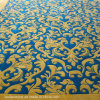 Wool and Silk Carpet Handtufted Carpet Popular in Russia