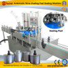 Automatic Wick Chafing Fuel Can Sealing Machine