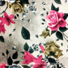 Polyester Printed Fabric, Sofa Fabric, 330GSM, Used for Home Textiles