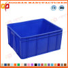 High Quality Plastic Fruit Storage Transport Container Box (ZHtb25)