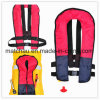 Adult Using Single Air Chamble Inflatable Life Jackets