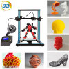 3D Printing Printer / Desktop DIY Machine with PLA//TPU/ ABS/Wood Filament