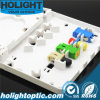 4 Core Plastic ABS FTTX Optical Termination Box (otb)