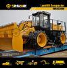 Environmental Sanitary Machinery 30tons Four Wheel Drive Landfill Compactor