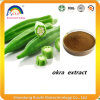 Okra Flower Mucilage Extract for Plant Extract