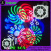LED Eight Gobo Rotating Effect Stage Light