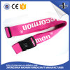 2017 Customized Printed Travel Polyester Strap Luggage Belt