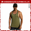 Men Custom Wrestling Weight Lifting Muscle Singlets (ELTMBJ-624)