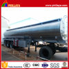 Tri-Axle 45000 Liters 50000 Liters Fuel Transport Stainless Steel Tanker Semi Trailer