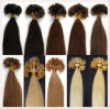 Indian Remy Nail U Tip Human Hair Extensions
