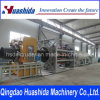 PE Plastic Insulated Pipe Extrusion Line