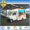 4X2 Mini LED Advertising Vehicle 2 Tons Mobile LED Display Car
