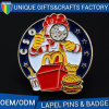 Custom Soft Enamel Logo Metal Badges for Colorful