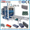 German Technology Fully Automatic Brick Making Machine Qt6-15