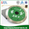 "4"" Electroplated Cup Shape Cutting Saw Blade for Porcelain and Ceramic Tile"