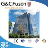 Top Design Irregular Shape Aluminium Sheet Curtain Wall