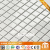 Glossy White, Kitchen and Bathroom Wall Porcelain Mosaic (C525006)