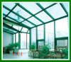 Zhejiang Aoci Poly Carbonate Super Weather Resistant Solid Sheet for The Green Ecological Restaurant