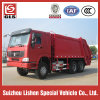 HOWO Compression Refuse Truck Garbage Truck 6X4, 290HP, for Sell