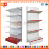 Fashion Supermarket Single Side Metal Punched Wall Display Shelf (Zhs550)