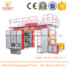 Automatic 4 Color Printing Machine for Plastic Bag