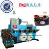 Automatic Cutting Coaster Printing Edge Type Embossed Paper Cup Tray Equip Machine