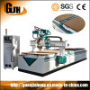 Double Working Table Panel Furniture Production Line CNC Router