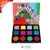 Innovative 12 Colours Animal Eyeshadow Palette, DIY Cardboard Eyeshadow Palette, Animal Series Palette
