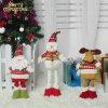 Wholesale Christmas Ornaments Santa Claus Retractable Dolls Christmas Gifts Supplies Decoration