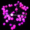LED Ball String Light Outdoor Christmas Decoration Suppliers RGB Lights
