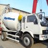 3 Cubic Concrete Mixer Truck