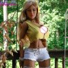 Love Doll Big Muscle Sex Dolls with Big Boobs
