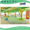 Environmental Kindergarten Hall Interior Design (dt-1-f)