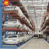 Warehouse Storage Automotive Car Rack