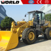 Competitive Best Price 3 Ton Wheel Loader with Rock Bucket