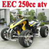 250c Racing Quad ATV Bike with EEC
