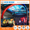 Full Color Hanging Video LED Sky Curtain Display