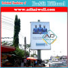 Freestanding Solid Steel Advertising LED Panel Outdoor Billboard