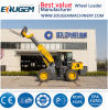 Eougem Brand Strong Telescopic Boom Loader (t2000) with Pallet Fork