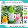 Best-Selling Glass Thermos Vacuum Flask with Button Lid (FGUD)