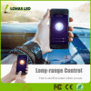 Long Distance Control Tuya Smart APP Controlled WiFi Smart LED Light Bulb 5W GU10 LED Spotlight Bulb Work with Alexa Google Assistant