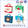 2016 New Design Fashion Factory Directly Custom Christmas Gift Shopping Paper Bag