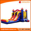 PVC Inflatable Jumping Slide Castle Combo for Kids (T3-202)