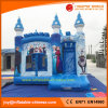 2018 Inflatable Frozen Jumping Castle Bouncer with Slide (T3-119*)