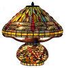 2020 Wholesaleflower Lamp Hotel Bedside Decor Tiffany Table Lamp